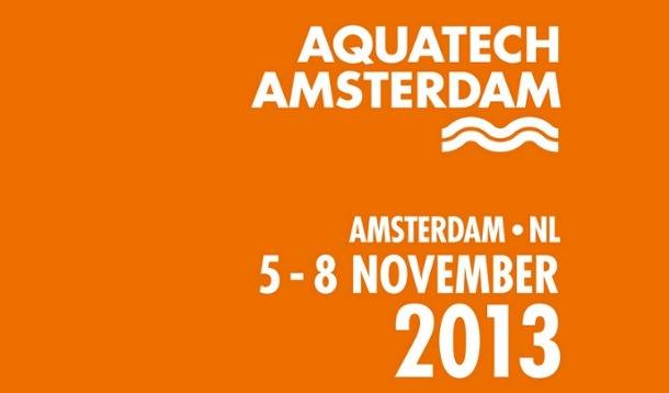 Laquaforce at Aquatech 2013 in Amsterdam