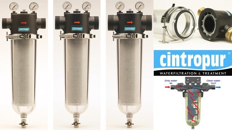 Cintropur Industrial Filters