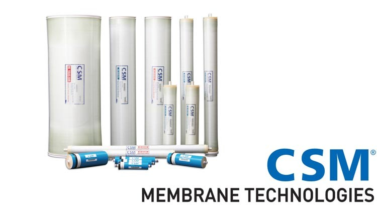 Reverse Osmosis Membranes by CSM