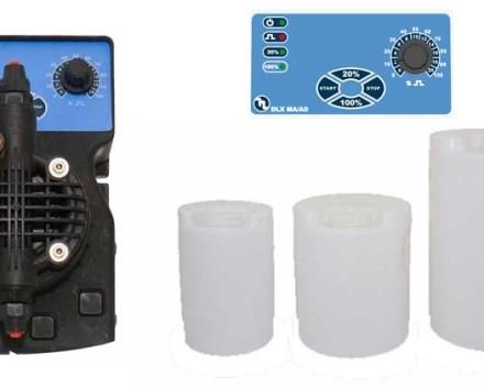 ETATRON Chemical Dosing Pump DLX MA/AD