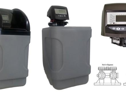 GE 1017 12.5L Water Softener 255/760C