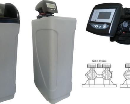 GE 1035 25L Water Softener 255/760C