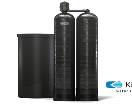 Kinetico Mach 2100s  Water Softener