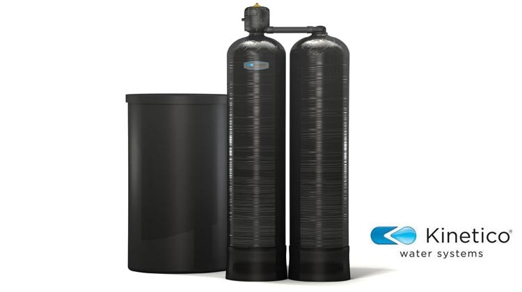 Kinetico Commercial Plus CP213OD  Water Softener