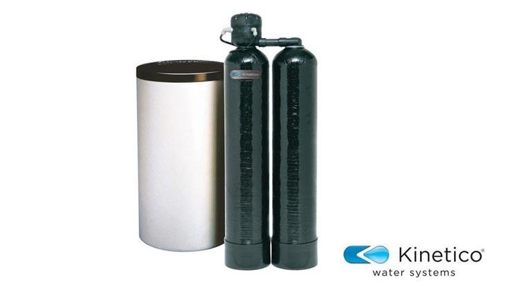 Kinetico Mach 2060s  Water Softener