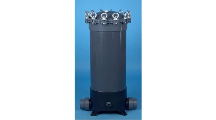 PVC-U Multi-Cartridge Filter