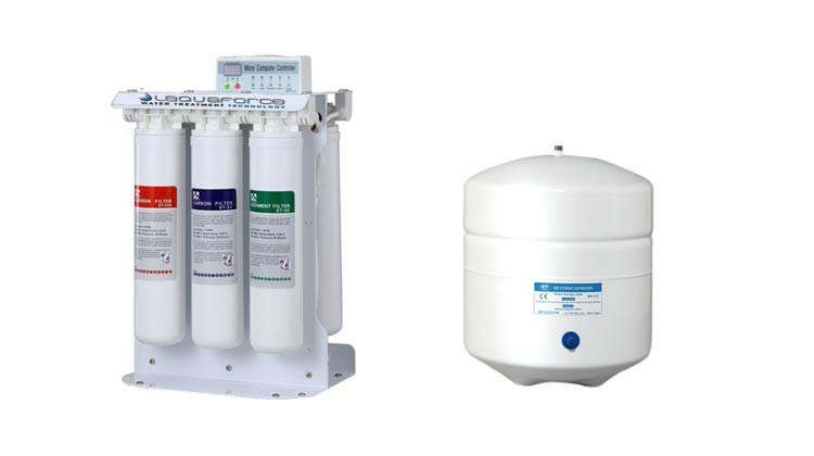 RO105EQ Easy Filter Reverse Osmosis System